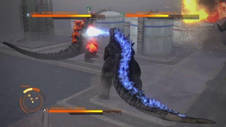 Godzilla PlayStation 4 Worst Game