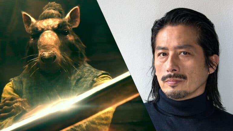 Hiroyuki Sanada as Splinter