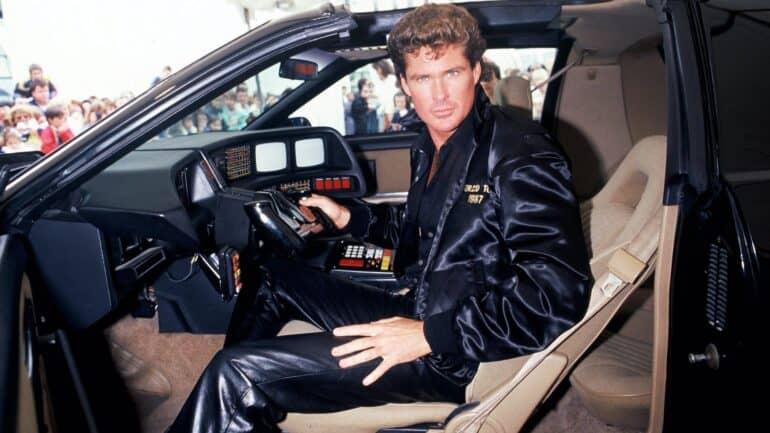 Knight Rider Car Kitt Michael Knight