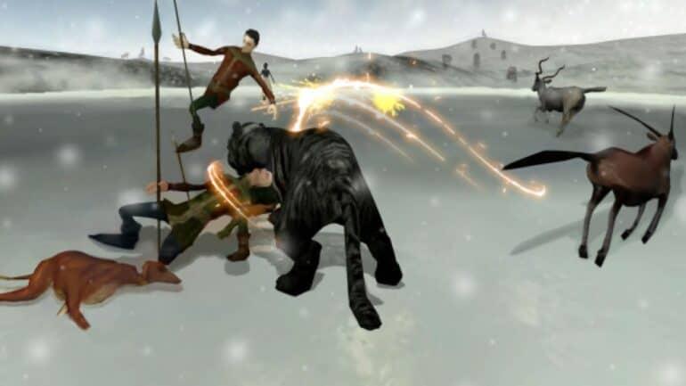 Life of Black Tiger PlayStation 4 Worst Games