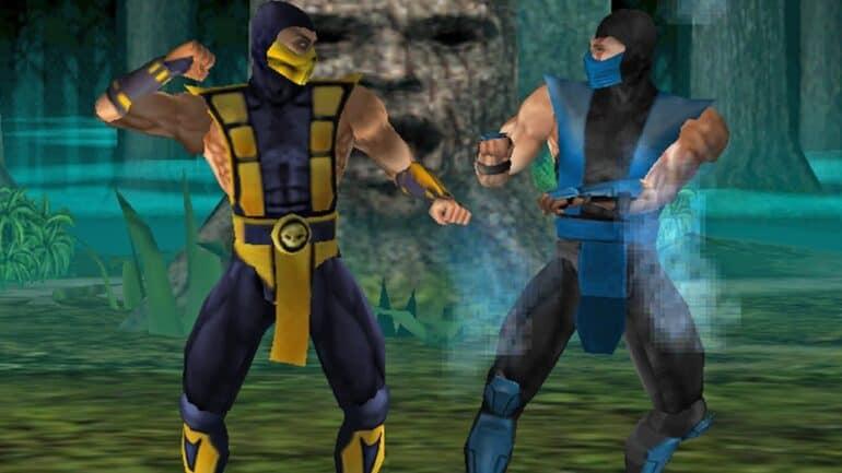 Mortal Kombat 4 Game