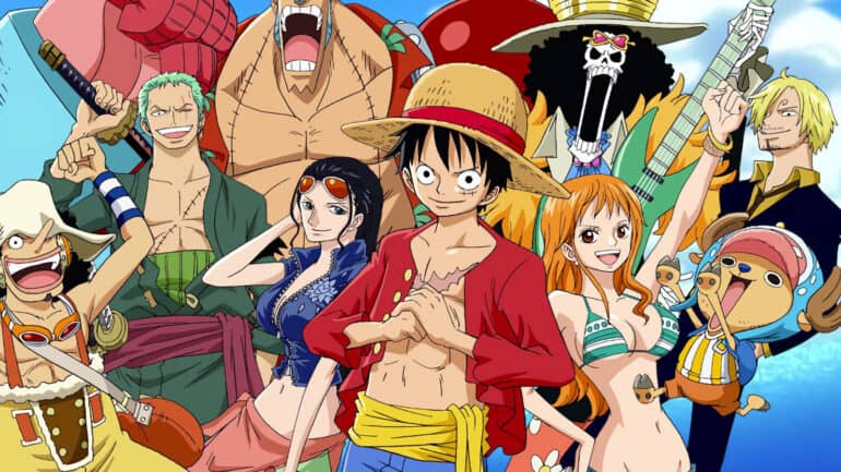One Piece Best anime of all time