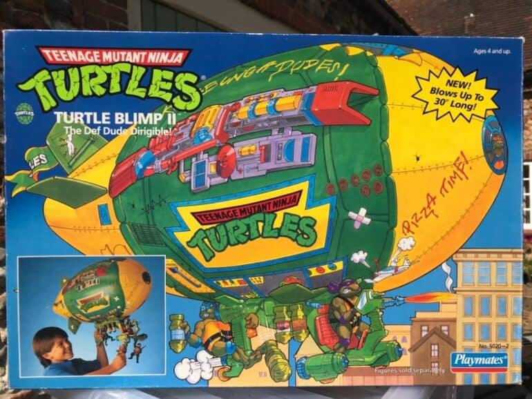 Playmates Ninja Turtles Toys