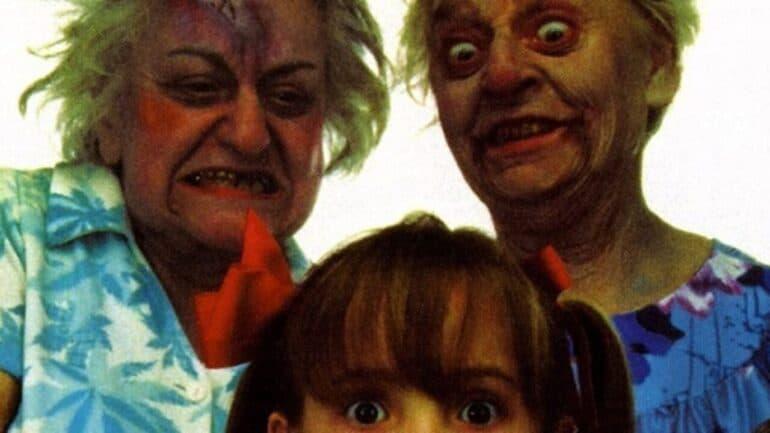 Rabid Grannies Old Granny
