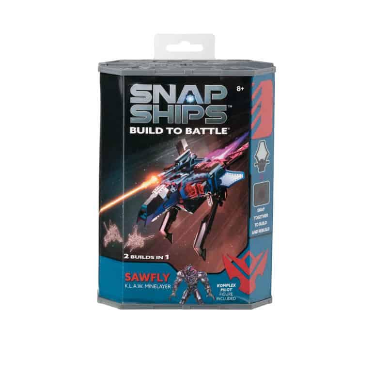 Snap Ships  Komplex   Sawfly Minelayer