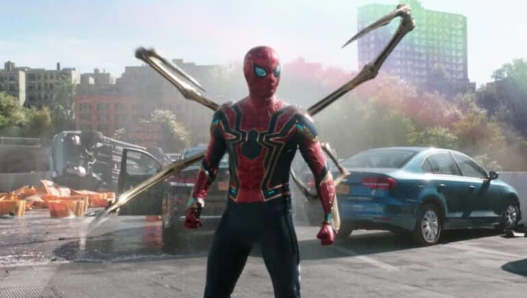 Spider-Man No Way Home Suit