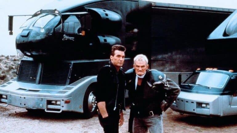 The Highwayman TV Series