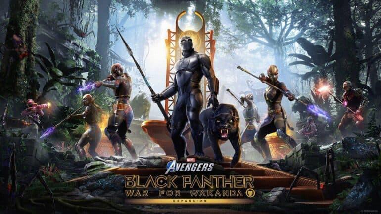 War for Wakanda Expansion Marvel's Avengers