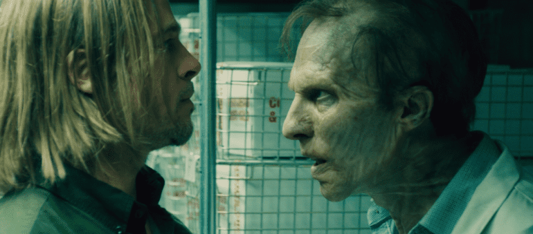 World War Z 2 Brad Pitt Zombie Movie Sequel