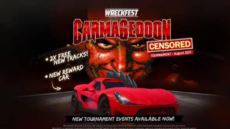 Wreckfest x Carmageddon