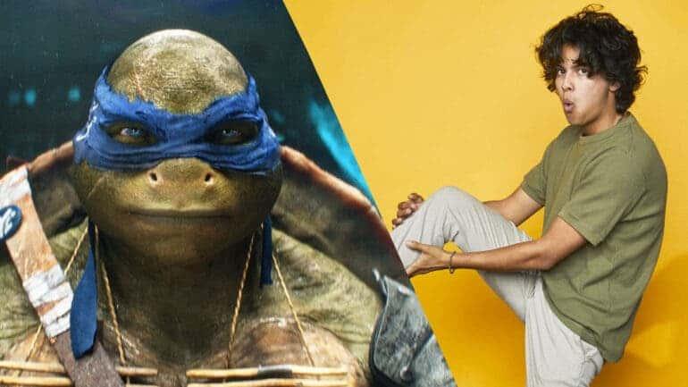 Xolo-Maridueña-as-Leonardo-TMNT-Movie