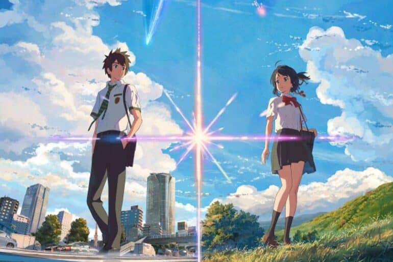 kimi no na wa best anime of all time