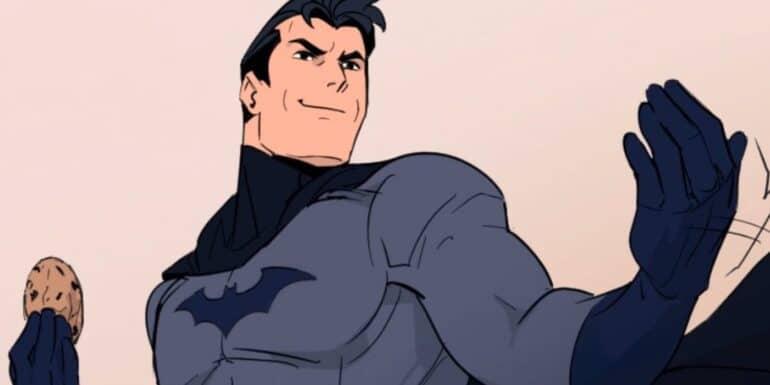 Batman Webtoon DC