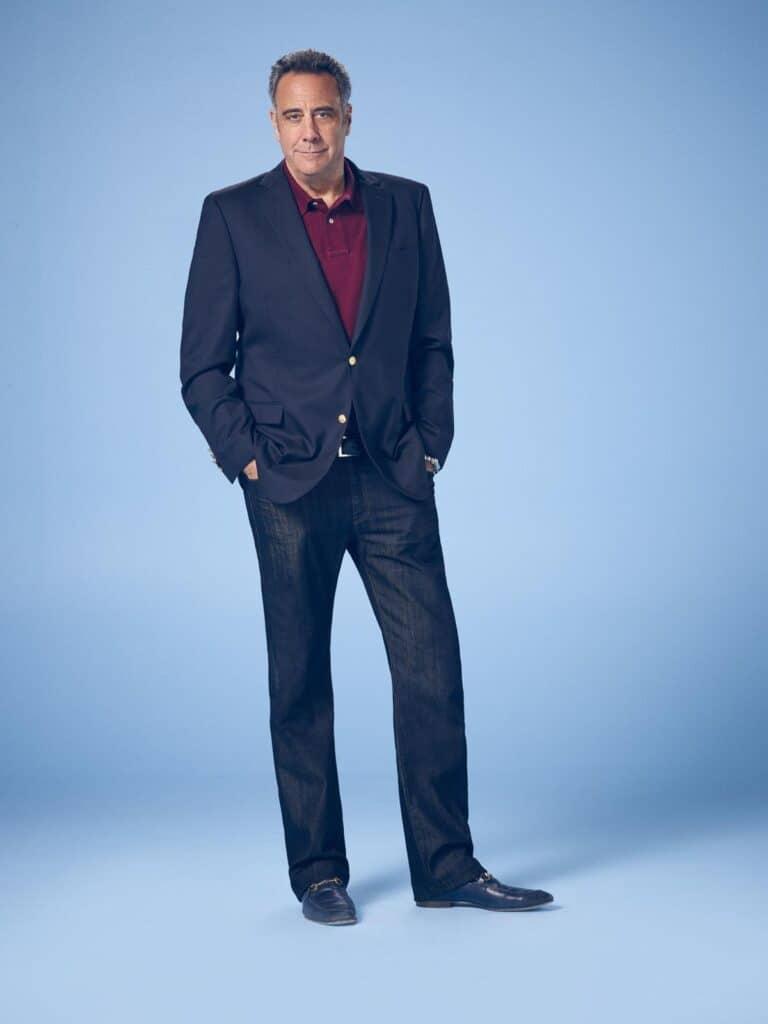 Brad Garrett Tallest Actors