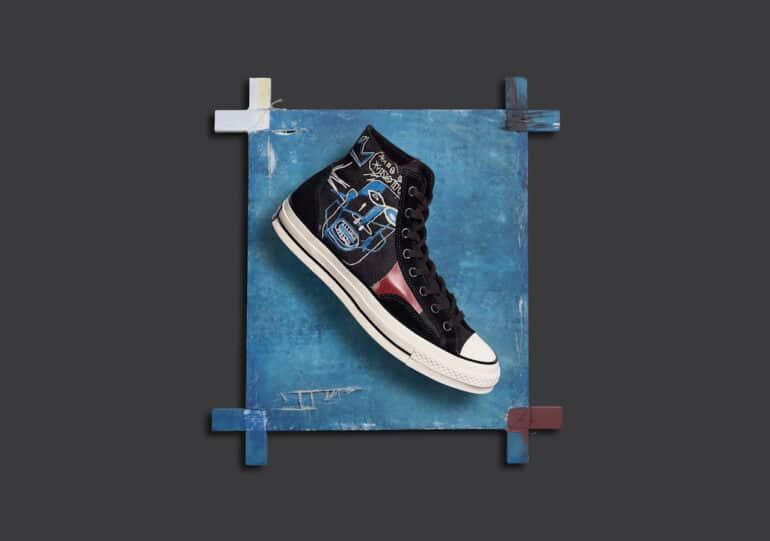 Converse X BASQUIAT Brings Art Back to the Street