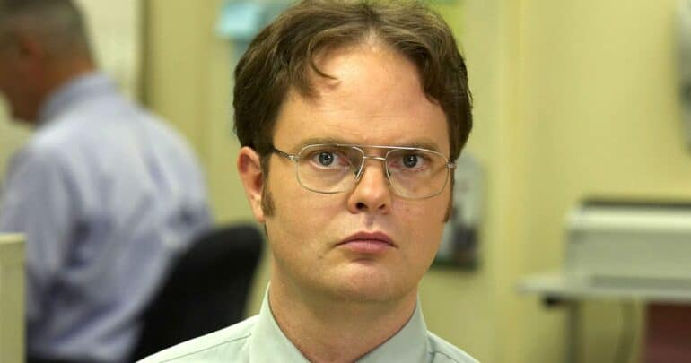 Dwight Schrute The Office Character