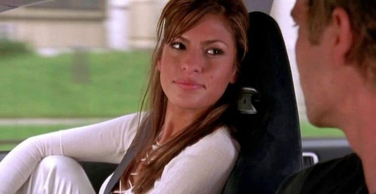 Eva Mendes Fast and the Furious