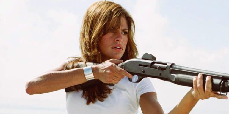 Eva Mendes Monica Fuentes Fast and the Furious