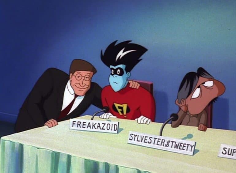 Freakazoid Cartoon