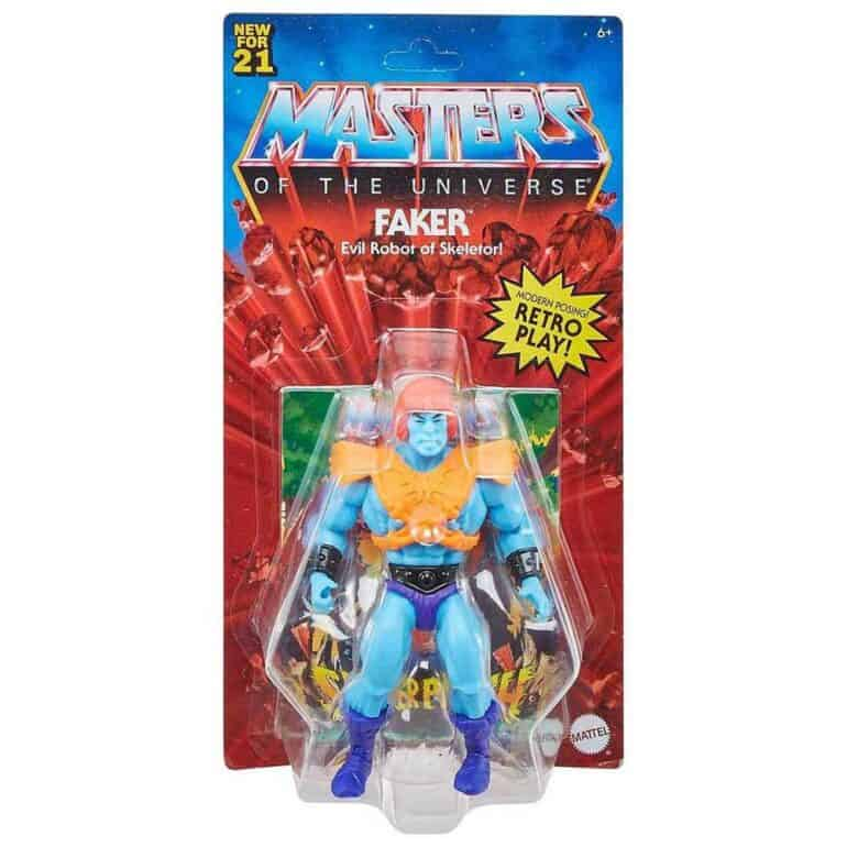 He-Man and Masters of the Universe Faker