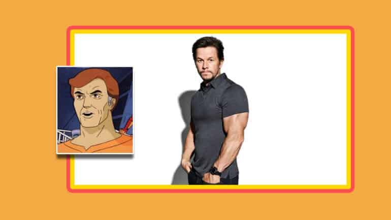 Jack Bennett (Bionic-1) – Mark Wahlberg