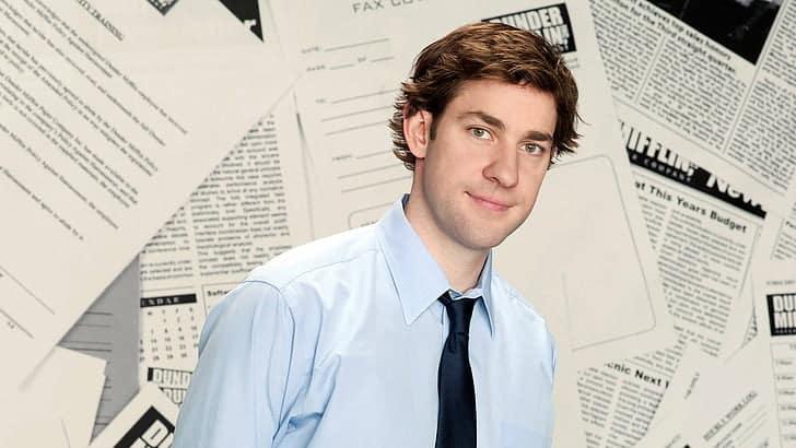 Jim Halpert The Office Characters