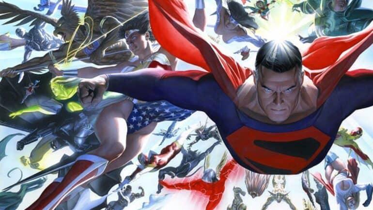 Kingdom Come Superman DC Comics