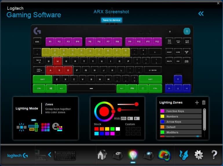 Logitech G Pro Gaming Software