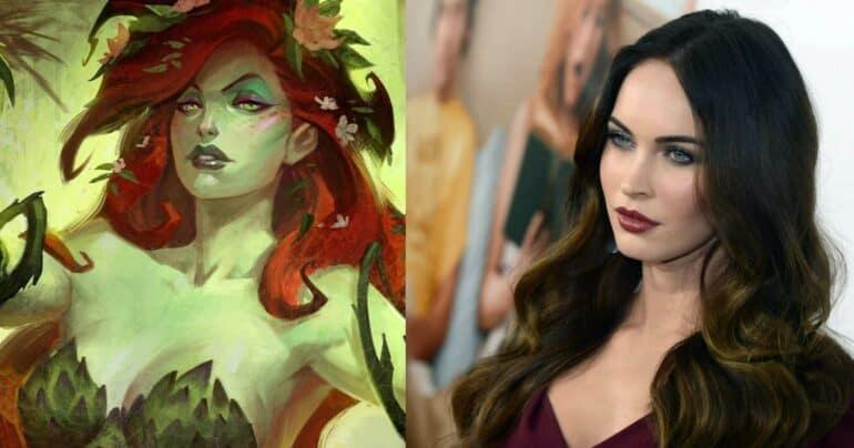 Megan Fox Poison Ivy DCEu