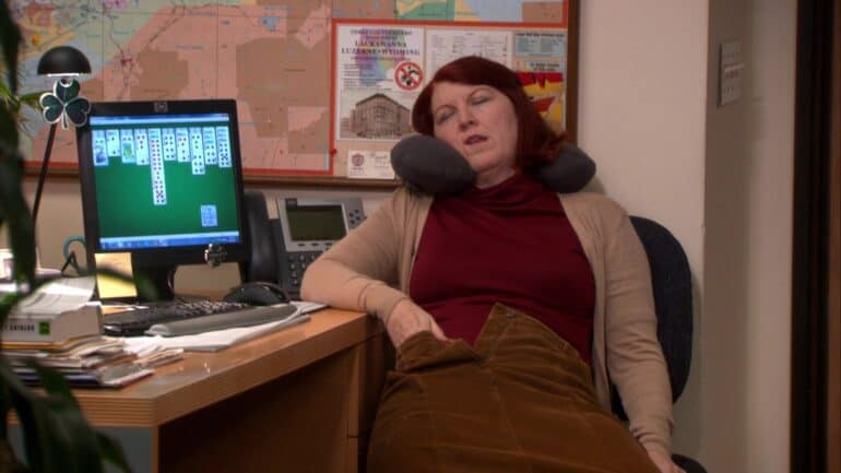 Meredith Palmer The Office Characters