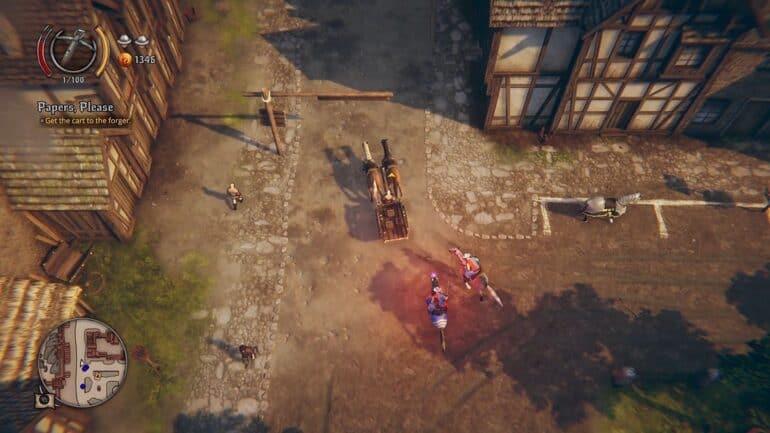 Rustler Game Review