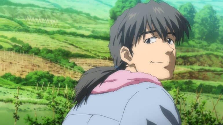Ryoji Kaji Neon Genesis Evangelion Characters