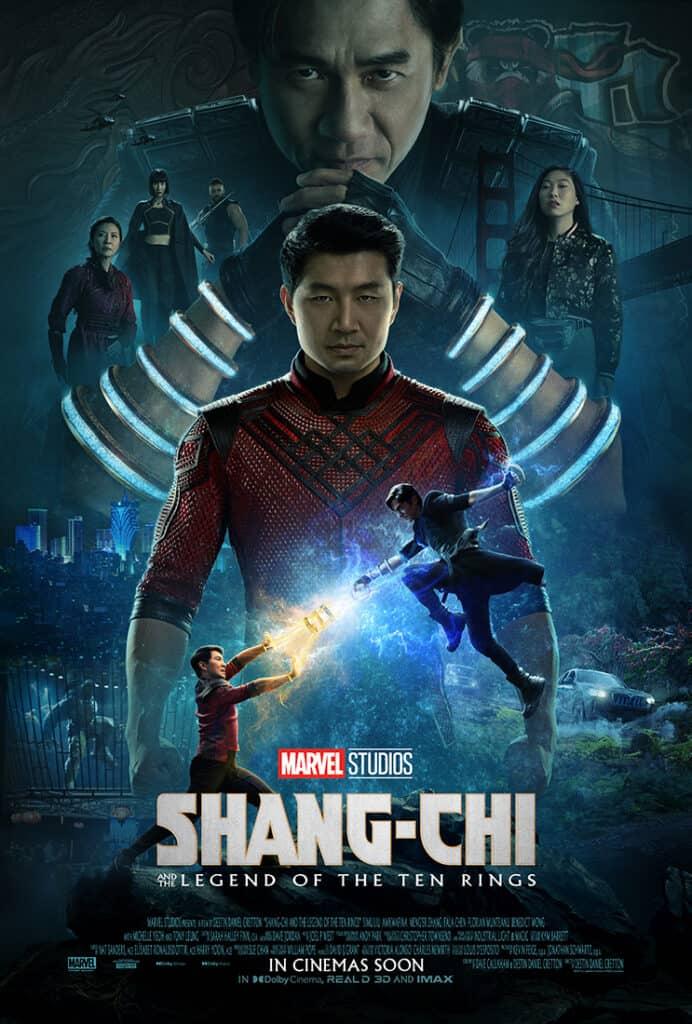 Shang-Chi Poster