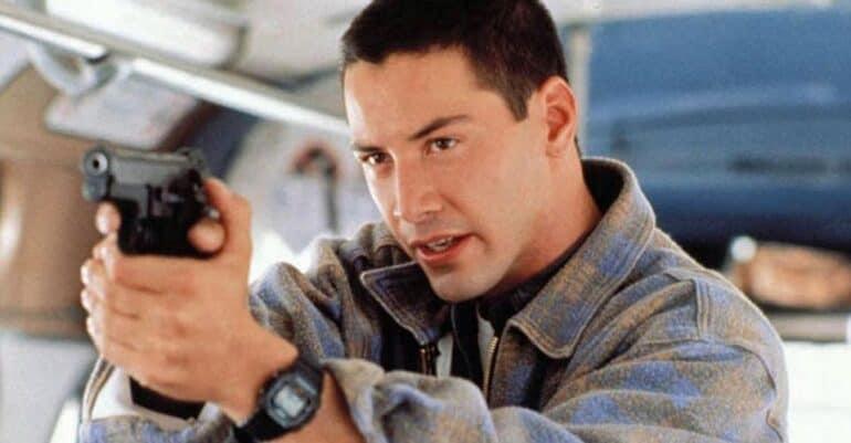 Speed 3 Keanu Reeves