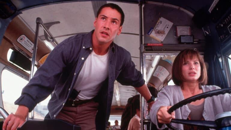 Speed 3 Keanu Reeves Sandra Bullock