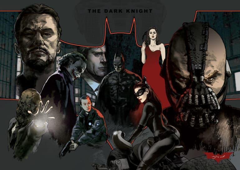 The Dark Knight Nolanverse