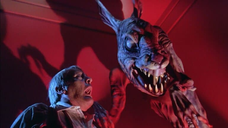 The Twilight Zone Scary Rabbit Bunny