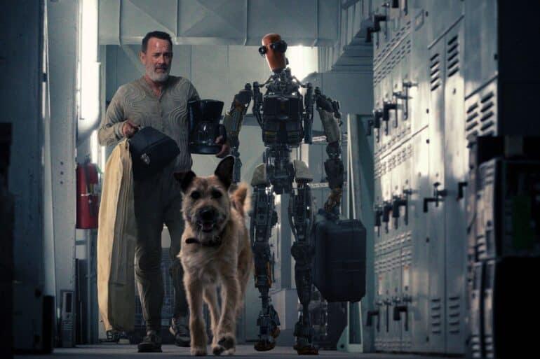 Tom Hanks Finch Apple TV Movie