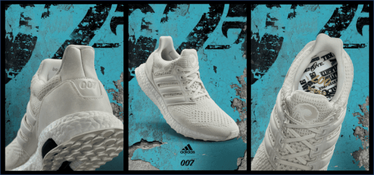 adidas x 007 Collection Celebrates Launch of No Time to Die