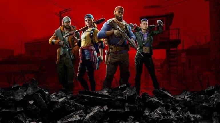 Back 4 Blood Game October release