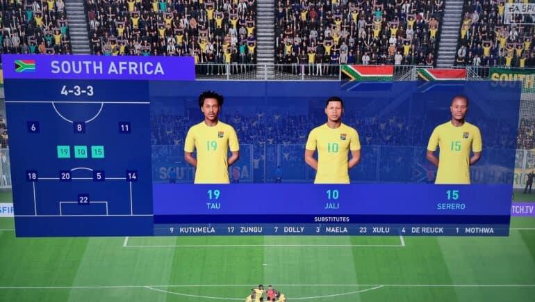 Bafana Bafana FIFA 21