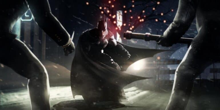 Batman-Arkham Origins