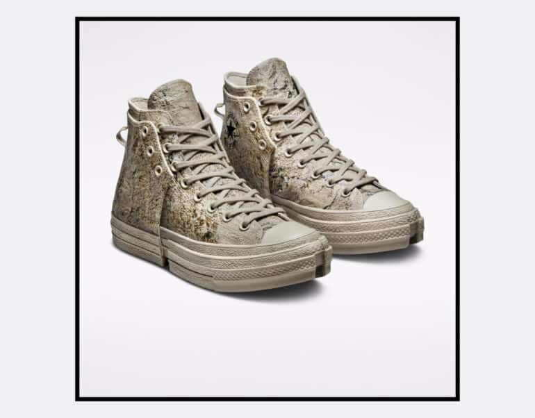 Converse X Feng Chen Wang Back for 3rd Drop - Reborn From the Rubble
