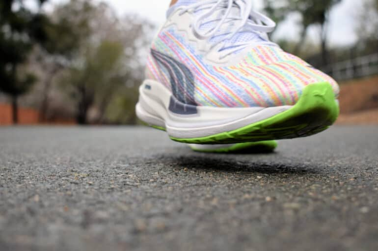 PUMA Magnify Nitro Spectra Review – Running on a Cloud