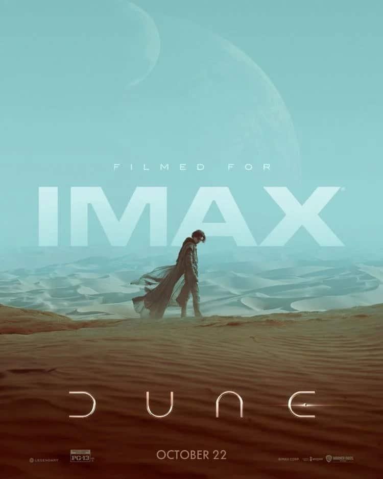 Dune 2021 IMAX 3D