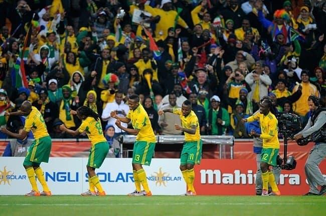 FIFA 22 Bafana Bafana