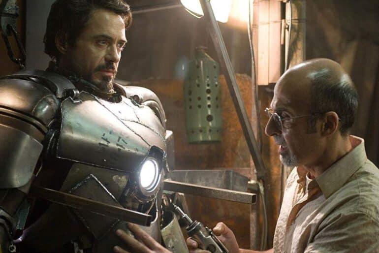 Ho Yinsen Tony Stark