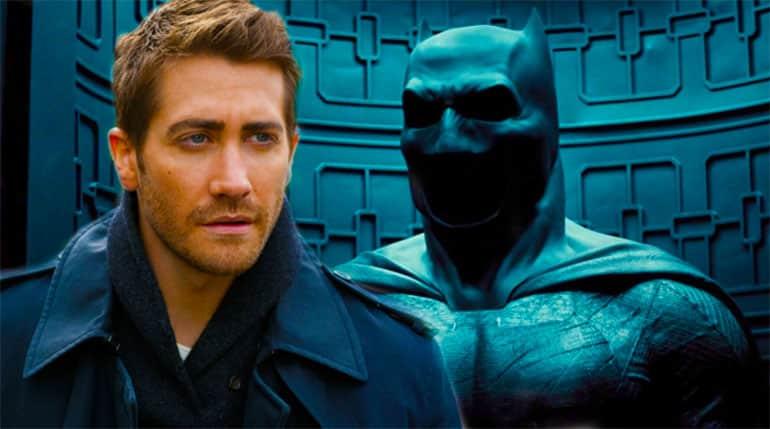 Jake Gyllenhaal Batman