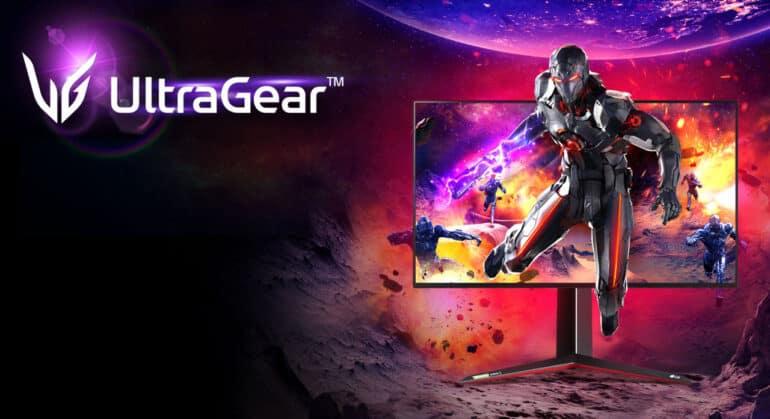 LG Launches New Range of UltraGear Monitors