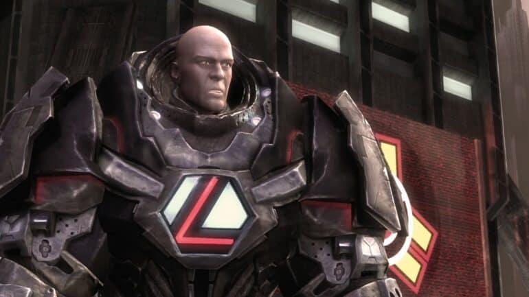 Lex Luthor Injustice